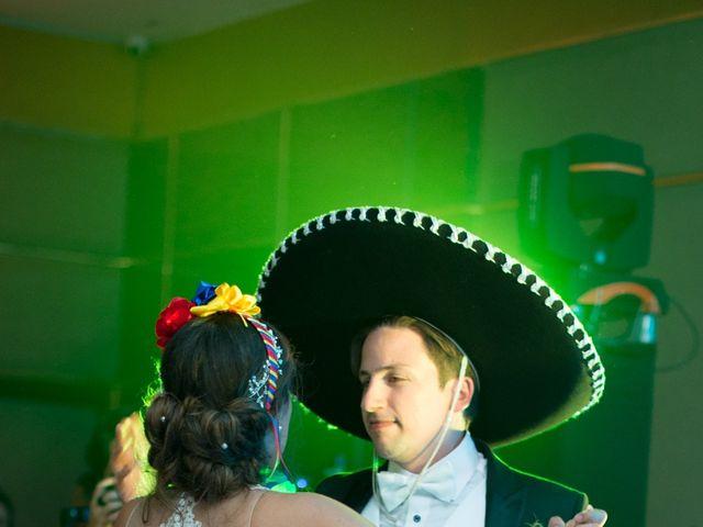 El matrimonio de Pancho y Juli en Bogotá, Bogotá DC 65