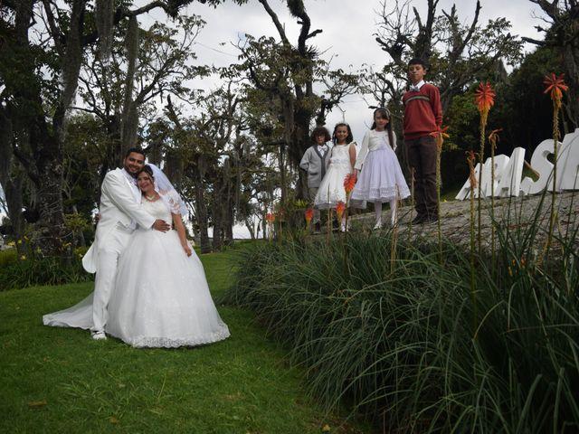 El matrimonio de Javier y Paola en Funza, Cundinamarca 1