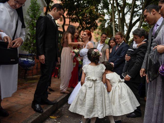 El matrimonio de Rafael y Laura en Medellín, Antioquia 36