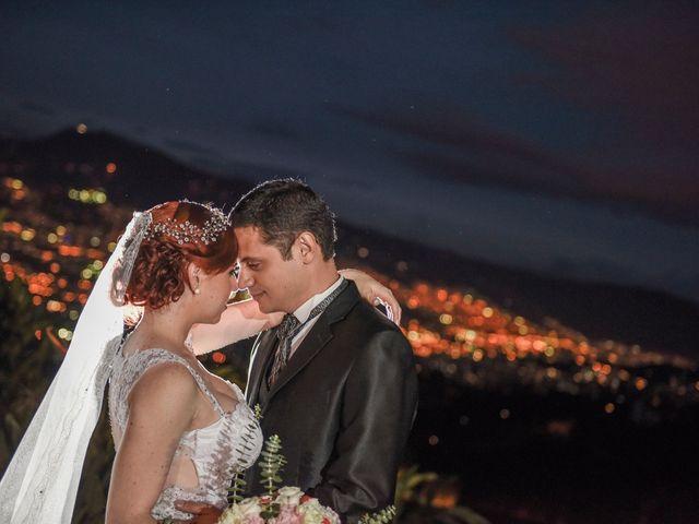 El matrimonio de Laura y Rafael