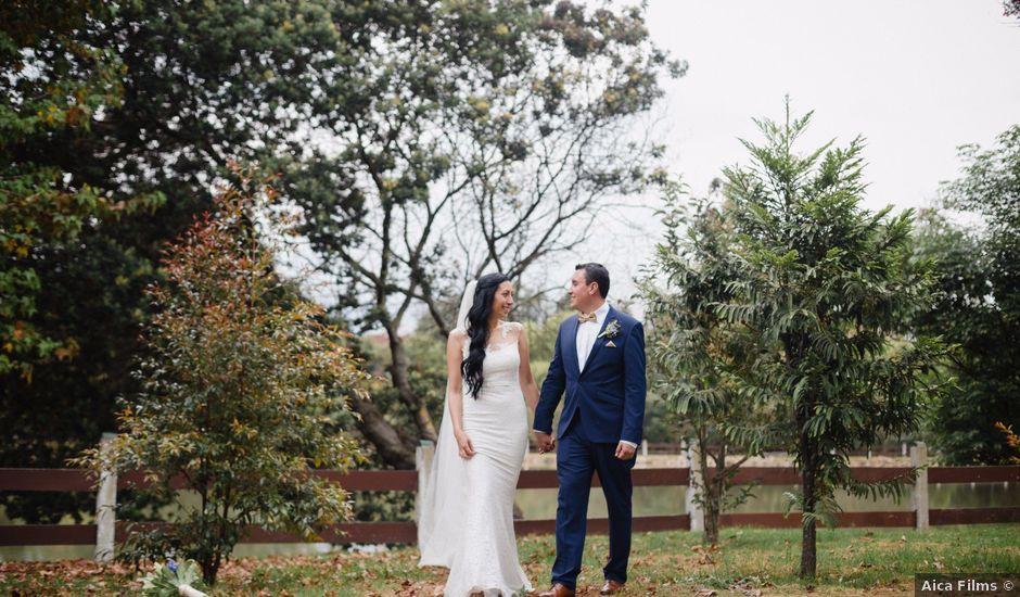 El matrimonio de Martín y Jenny en Bogotá, Bogotá DC