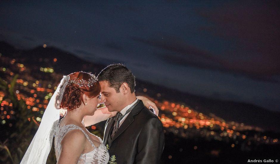 El matrimonio de Rafael y Laura en Medellín, Antioquia