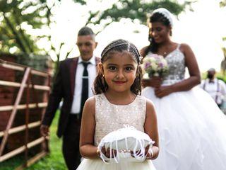 El matrimonio de Marcela  y Danny  3