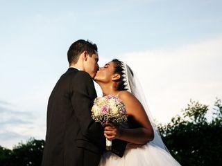 El matrimonio de Marcela  y Danny