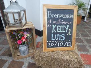 El matrimonio de Kelly y Luis 1