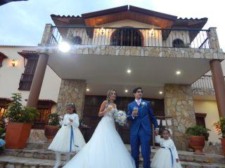 El matrimonio de Liz  y Jorge