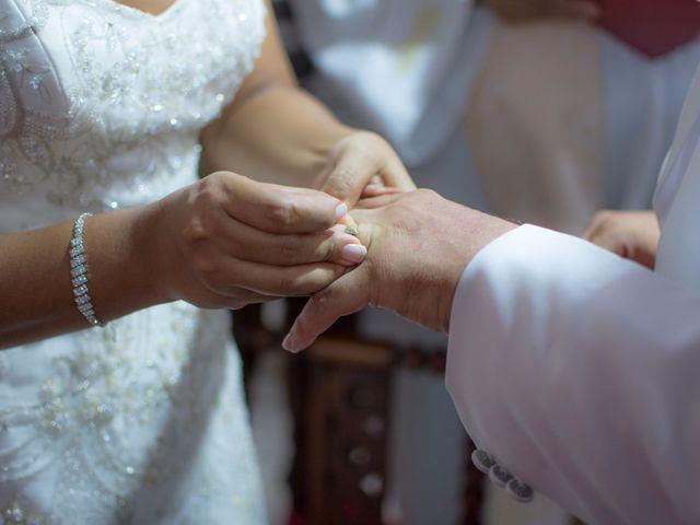 El matrimonio de Darwin y Faizulay en Ciénaga, Magdalena 12