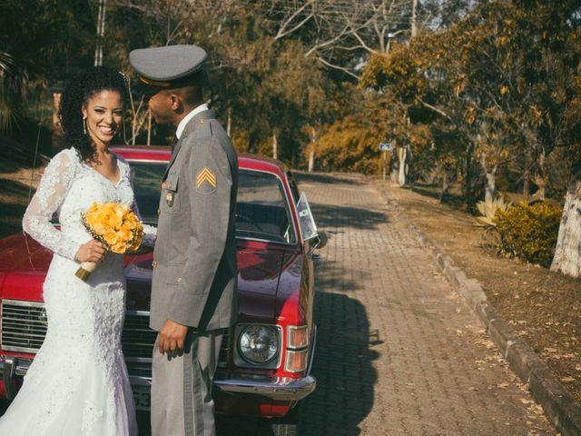 El matrimonio de Joice y Renato