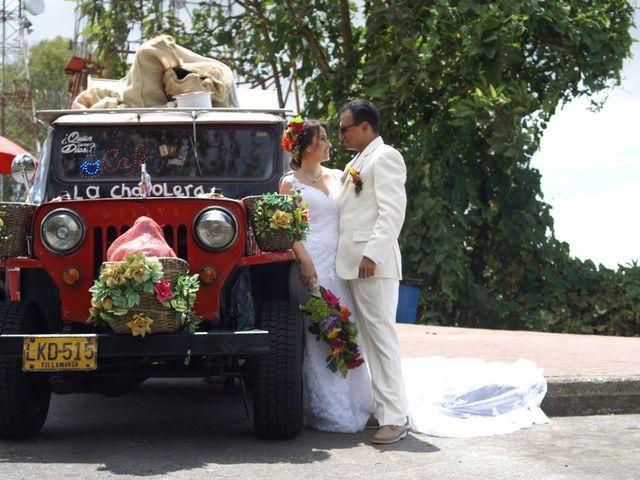 El matrimonio de Luis y Kelly en Manizales, Caldas 1