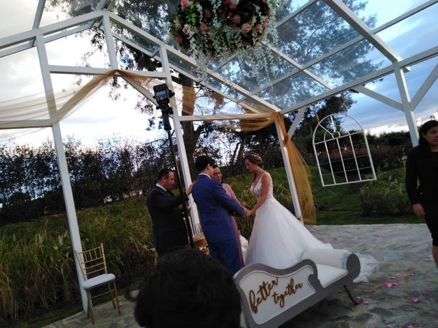 El matrimonio de Jorge y Liz  en El Rosal, Cundinamarca 16