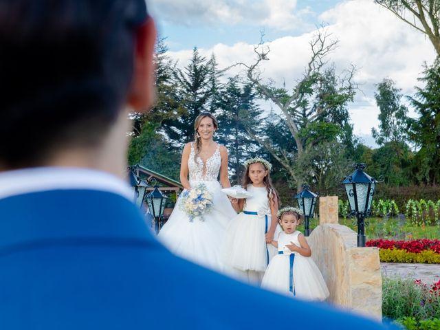 El matrimonio de Jorge y Liz  en El Rosal, Cundinamarca 2