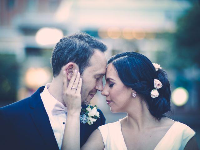 El matrimonio de Natalia y Alexandre