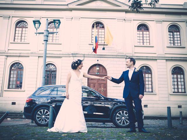 El matrimonio de Alexandre y Natalia en Bogotá, Bogotá DC 7