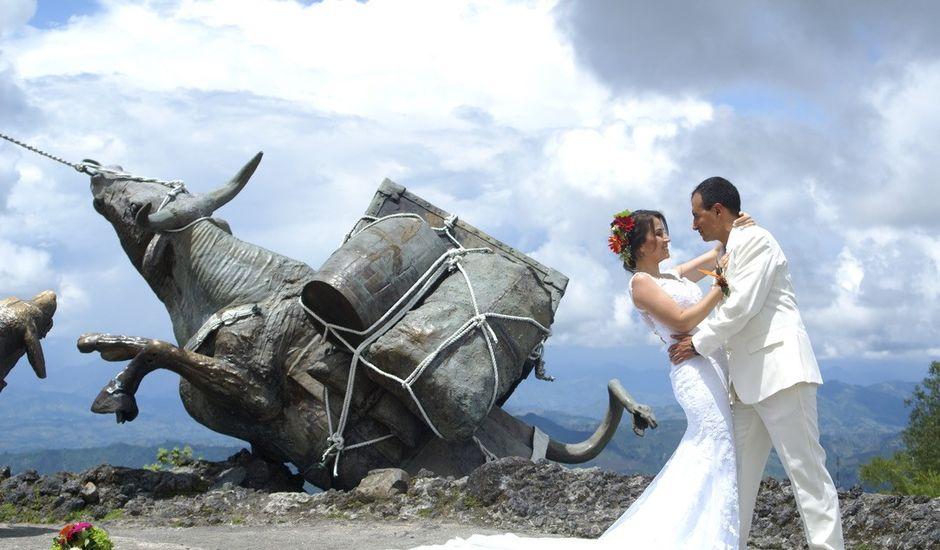 El matrimonio de Luis y Kelly en Manizales, Caldas
