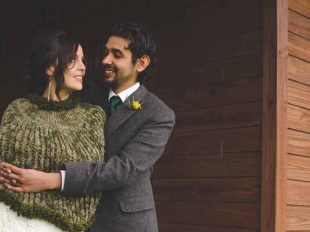 El matrimonio de Maria Elisa y Diego