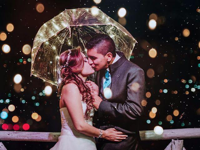 El matrimonio de Carlos y Viviana en Cota, Cundinamarca 3