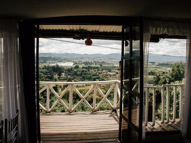 El matrimonio de Carlos y Viviana en Cota, Cundinamarca 4