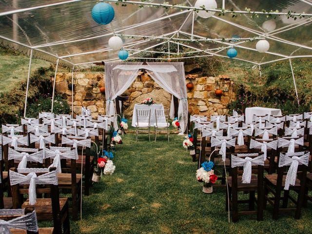 El matrimonio de Carlos y Viviana en Cota, Cundinamarca 5