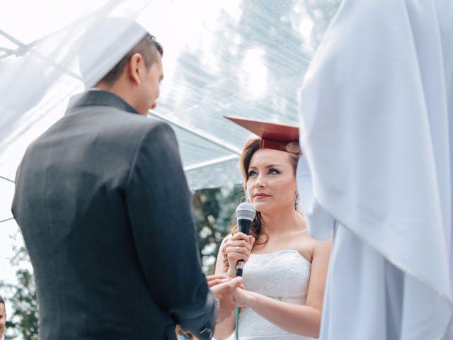 El matrimonio de Carlos y Viviana en Cota, Cundinamarca 15
