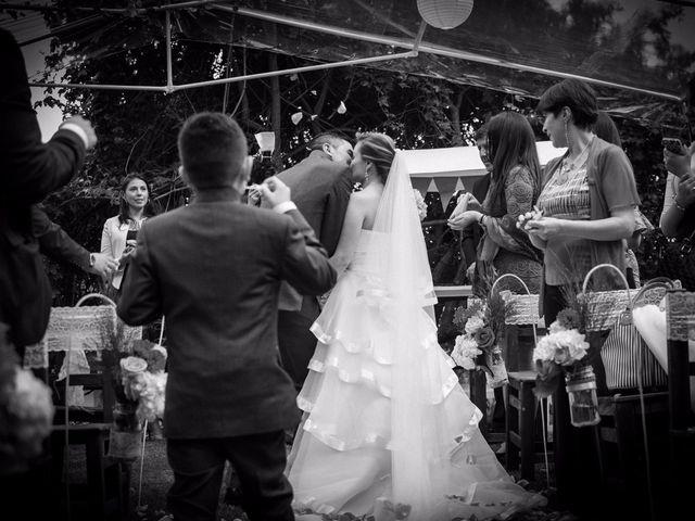 El matrimonio de Carlos y Viviana en Cota, Cundinamarca 16