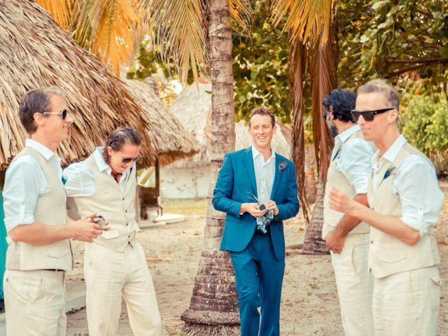 El matrimonio de Nate y Shannon en Santa Marta, Magdalena 18