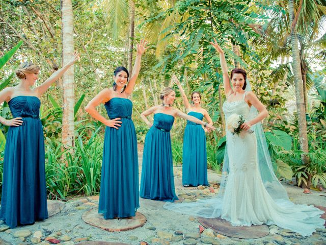 El matrimonio de Nate y Shannon en Santa Marta, Magdalena 24