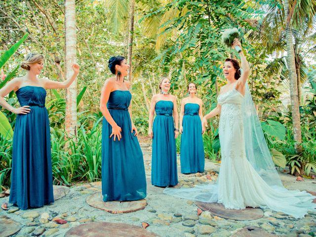 El matrimonio de Nate y Shannon en Santa Marta, Magdalena 25