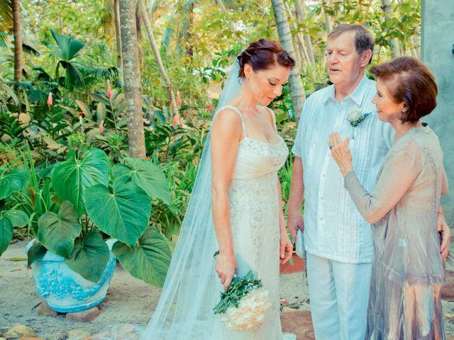 El matrimonio de Nate y Shannon en Santa Marta, Magdalena 26