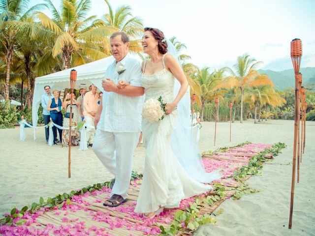 El matrimonio de Nate y Shannon en Santa Marta, Magdalena 36