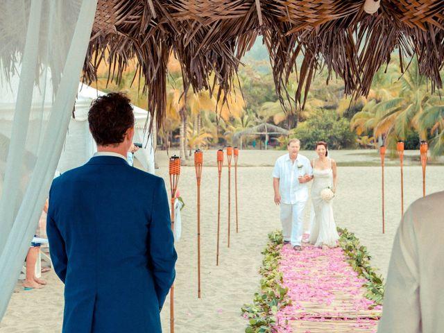 El matrimonio de Nate y Shannon en Santa Marta, Magdalena 37