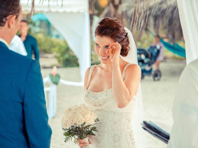 El matrimonio de Nate y Shannon en Santa Marta, Magdalena 38