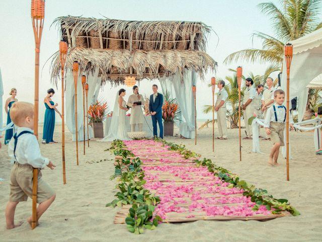 El matrimonio de Nate y Shannon en Santa Marta, Magdalena 40