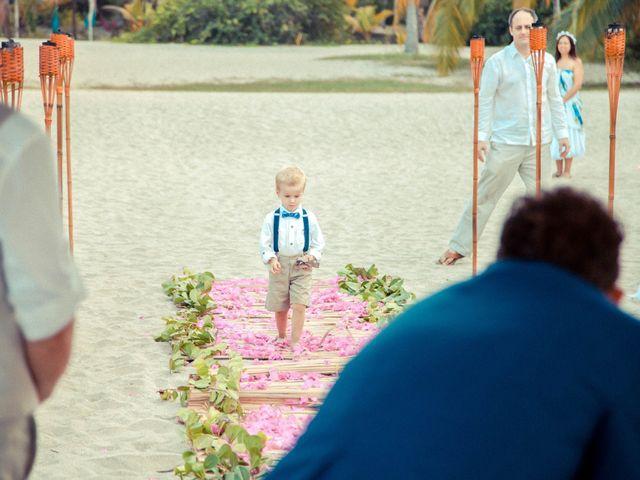 El matrimonio de Nate y Shannon en Santa Marta, Magdalena 41