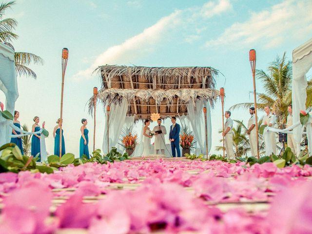 El matrimonio de Nate y Shannon en Santa Marta, Magdalena 42
