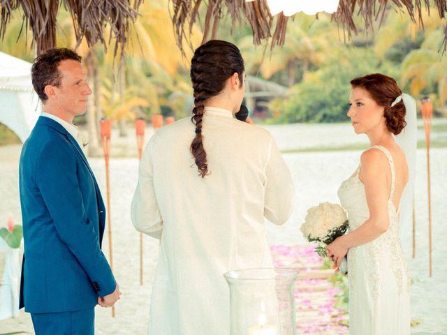El matrimonio de Nate y Shannon en Santa Marta, Magdalena 44