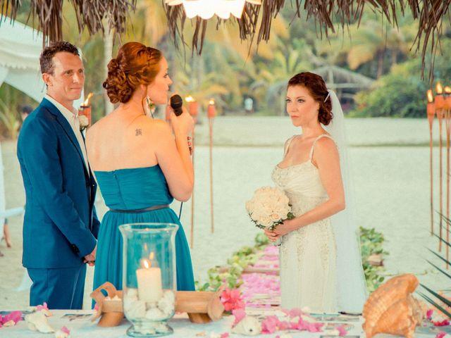 El matrimonio de Nate y Shannon en Santa Marta, Magdalena 47