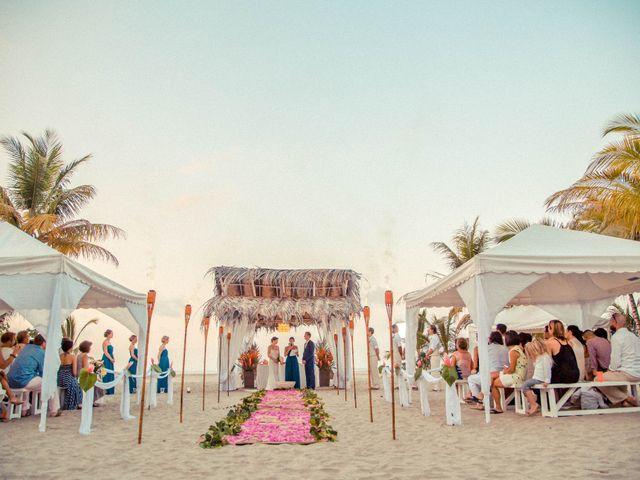 El matrimonio de Nate y Shannon en Santa Marta, Magdalena 49