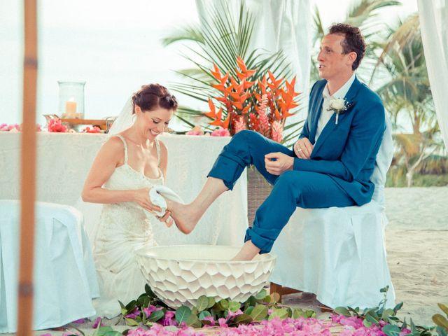 El matrimonio de Nate y Shannon en Santa Marta, Magdalena 51