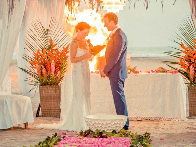 El matrimonio de Nate y Shannon en Santa Marta, Magdalena 53