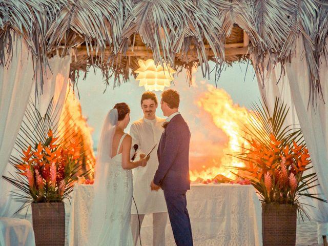 El matrimonio de Nate y Shannon en Santa Marta, Magdalena 54