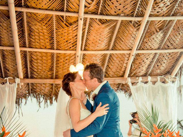 El matrimonio de Nate y Shannon en Santa Marta, Magdalena 57