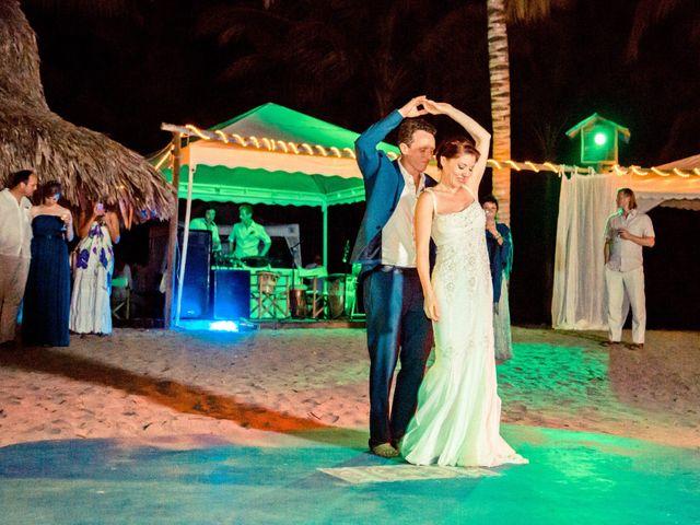 El matrimonio de Nate y Shannon en Santa Marta, Magdalena 72