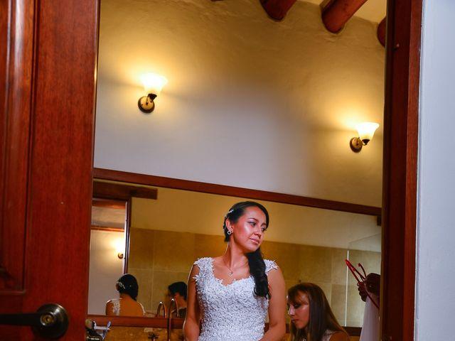 El matrimonio de Jorge y Dayanna en Villa de Leyva, Boyacá 3