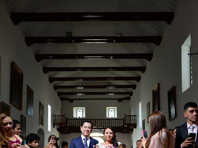 El matrimonio de Jorge y Dayanna en Villa de Leyva, Boyacá 4