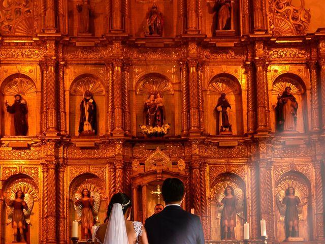 El matrimonio de Jorge y Dayanna en Villa de Leyva, Boyacá 5