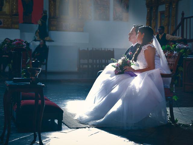 El matrimonio de Jorge y Dayanna en Villa de Leyva, Boyacá 6