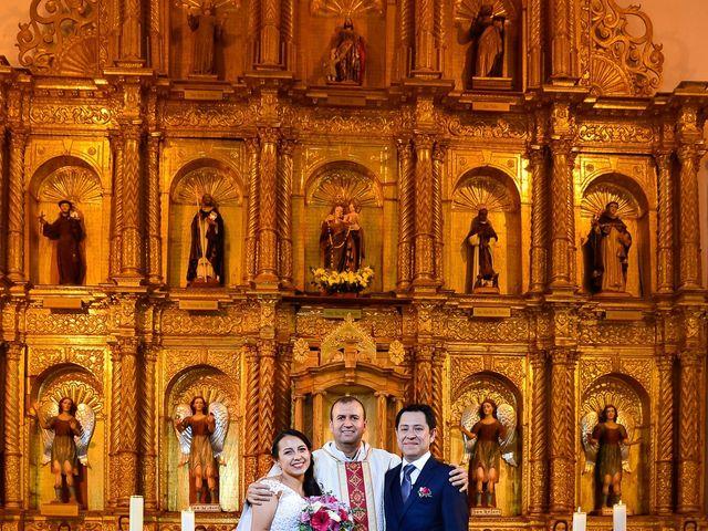 El matrimonio de Jorge y Dayanna en Villa de Leyva, Boyacá 7