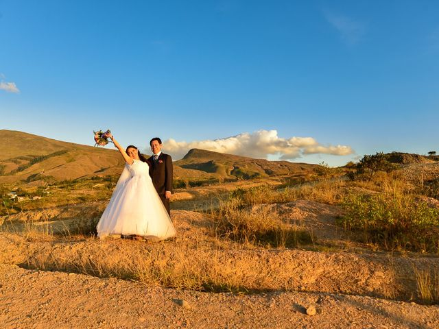 El matrimonio de Jorge y Dayanna en Villa de Leyva, Boyacá 12
