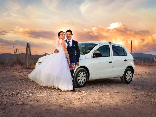 El matrimonio de Jorge y Dayanna en Villa de Leyva, Boyacá 14