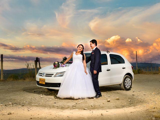 El matrimonio de Jorge y Dayanna en Villa de Leyva, Boyacá 15